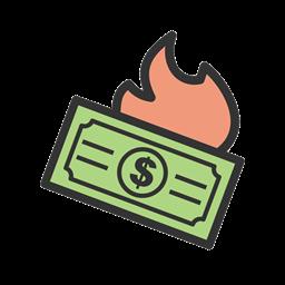 Uute laenude võtmine varasemate võlgade tasumiseks