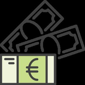 расчетный кредит от 300 евро в SEB