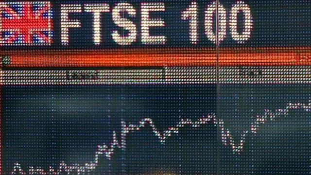 рост индекса FTSE100
